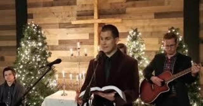 Christmas Eve Candlelight Service image