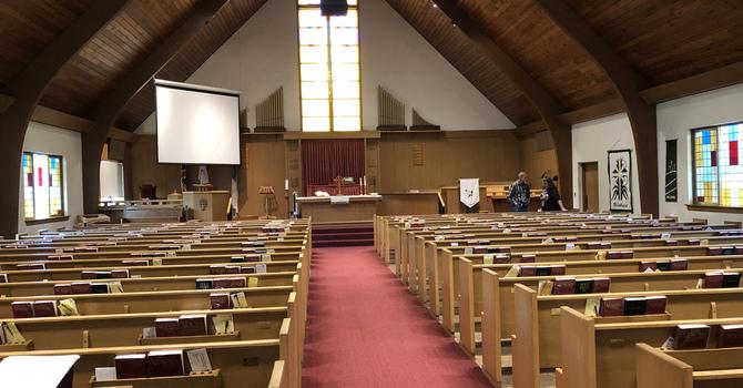Sunday Worship on Zoom.
