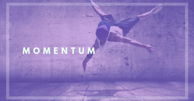Momentum -October 2019 image