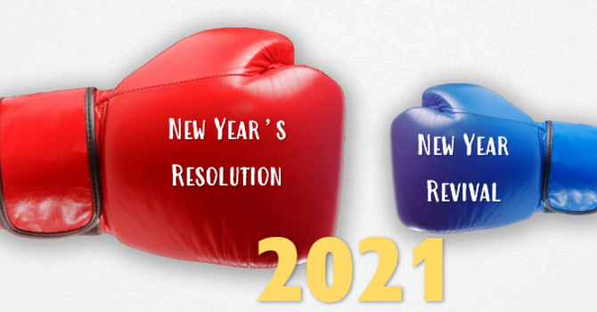 A New Year's Resolution OR A New Year Revival?