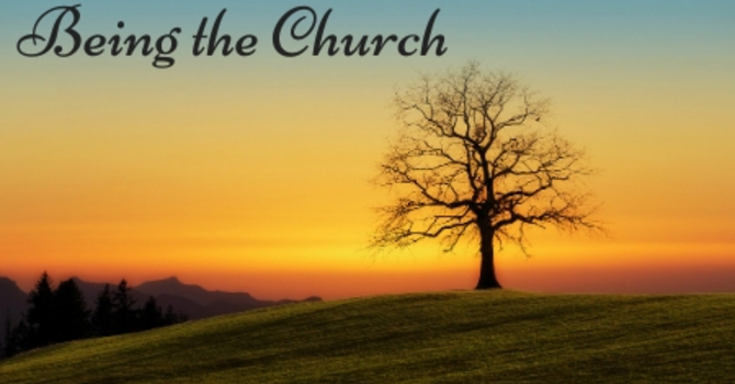 """Being the Church - God's Special Possession"""