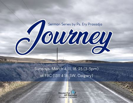 Sermon Series: The Journey of Faith
