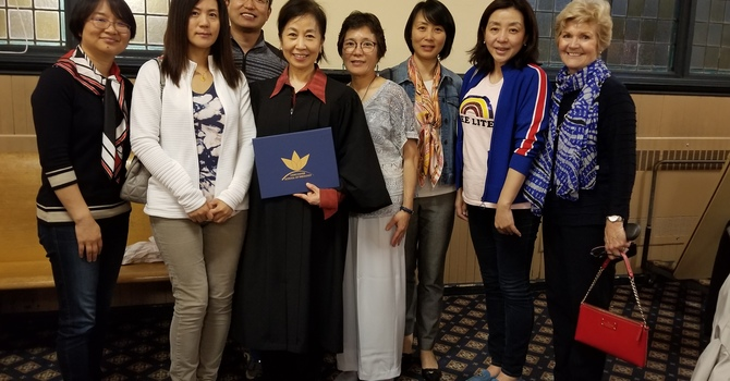 Congratulations and Blessing To Linda Liang image