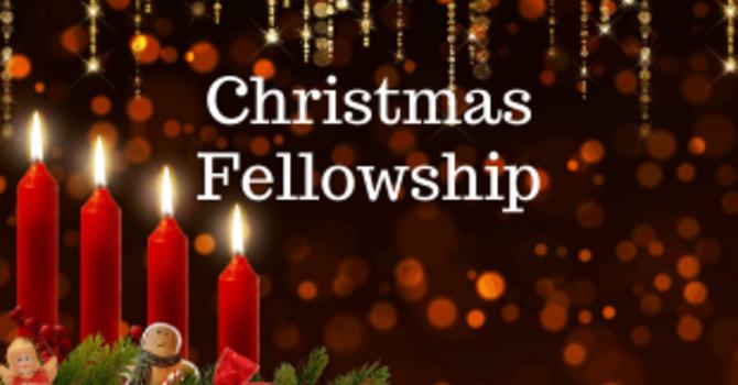 Christmas Fellowship Service