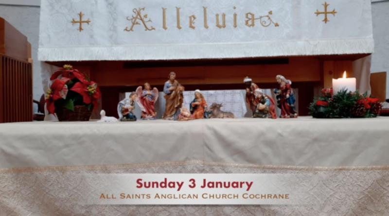 Eucharist Service January 3, 2021