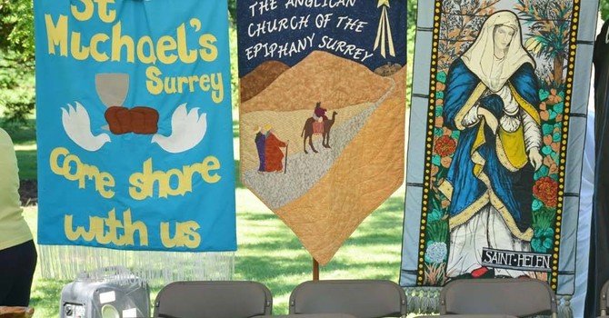 Photos and Bishop Melissa's Sermon from June 26 image
