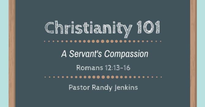 A Servant's Compassion