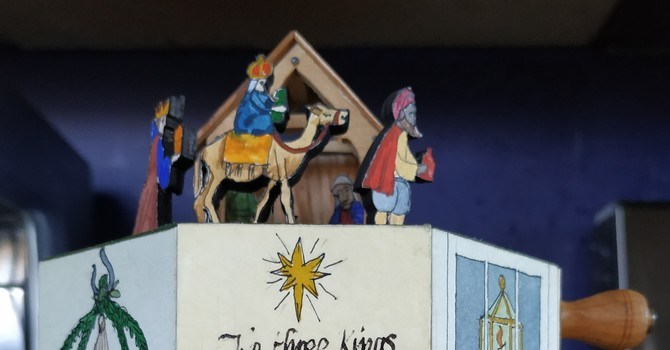 Anticipating the visit of the Magi, join us as we celebrate Epiphany. image