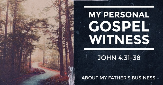 My Gospel Witness