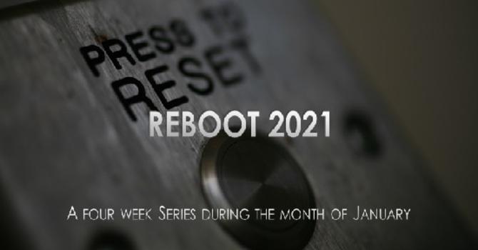 Reboot Sharing our Faith