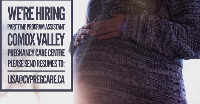 The Pregnancy Care Centre is Hiring