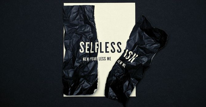 Selfless Series I Faithful In Service