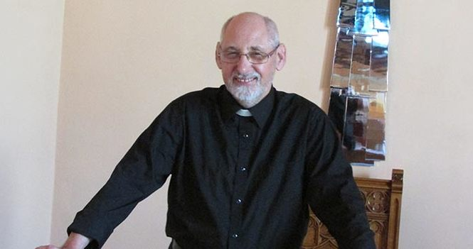 Prayer, Theology & Coffee with Rev. Michael Booth