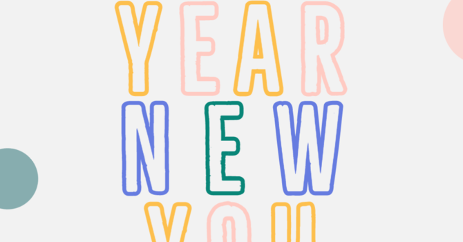 """1 - """"NEW YEAR NEW YOU: Goals"""""""