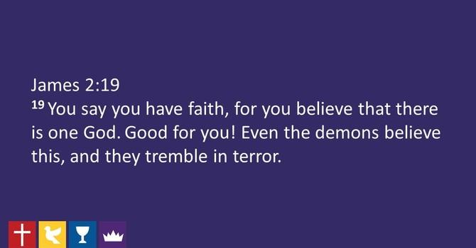Faith, Prayer, and Courage