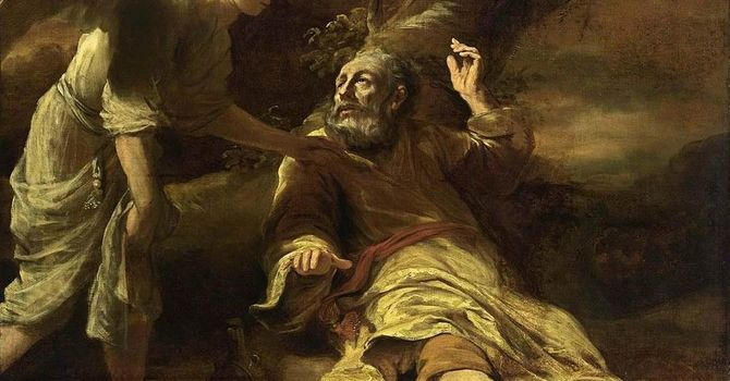 Unpacking Sunday's Sermon: Elijah image