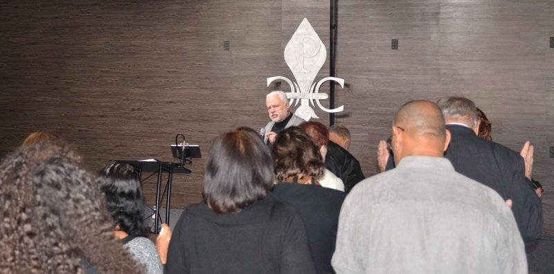 """PT. 1 """"Hungry for An Overflow"""" with Pastor Garland Bilbo"""