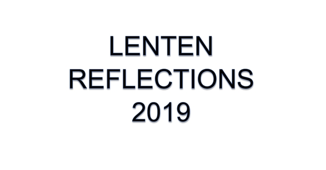 Lenten Reflections Booklet image