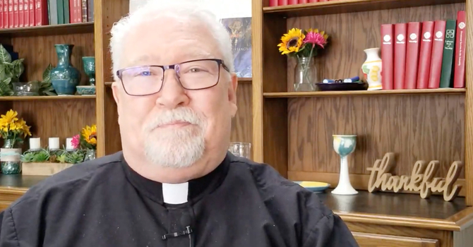 Rostered Ministers' Zoom with Bishop