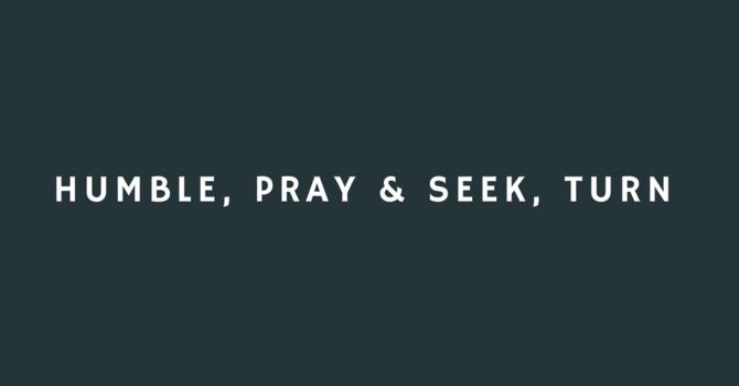 Humble, Pray & Seek, Turn image