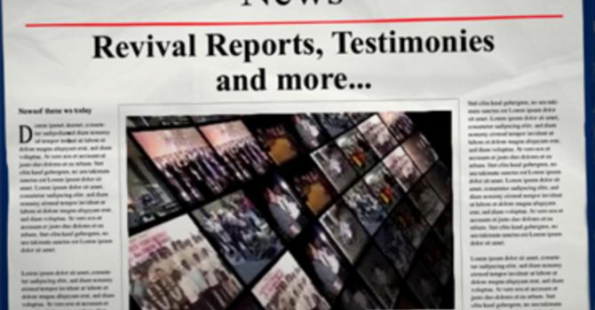 Healing Testimonies : USA image