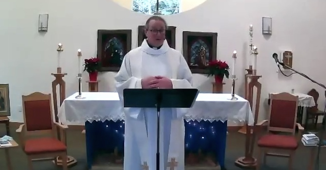 Epiphany sermon from our new Rector image