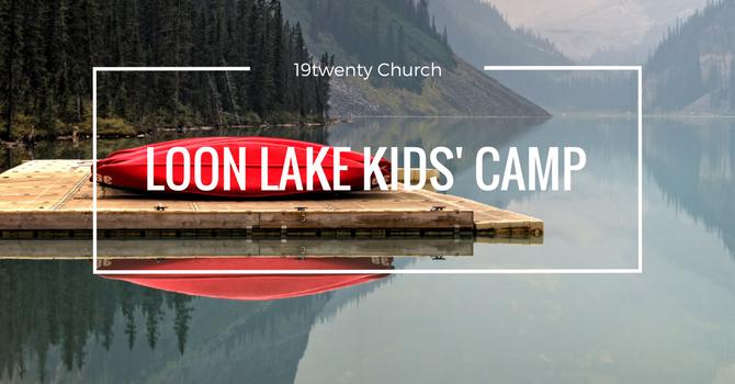 Loon Lake Kids' Summer Camp