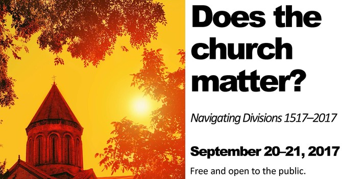 """""""Does the Church Matter?"""""""