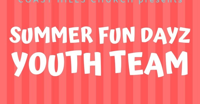 Summer Fun Dayz YOUTH TEAM image