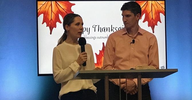 Thanksgiving Service image