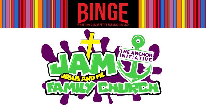 JAM Kids BINGE on God's Word image