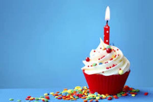 Celebrating Birthdays this Week