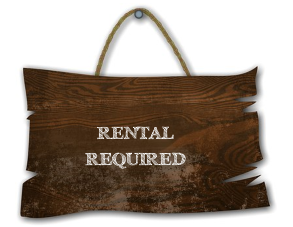 Rental Accomodations Needed