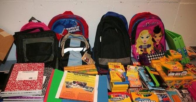 Restock School Supplies for Kyrene Resource Center image