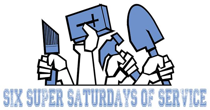 Six Super Saturdays of Service (S4) image