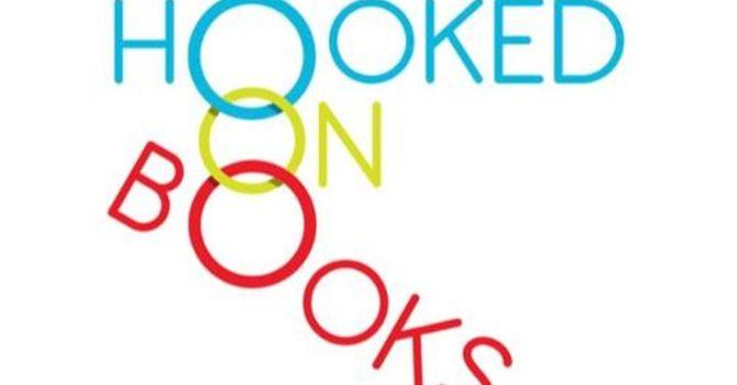 """Hooked on Books"" image"