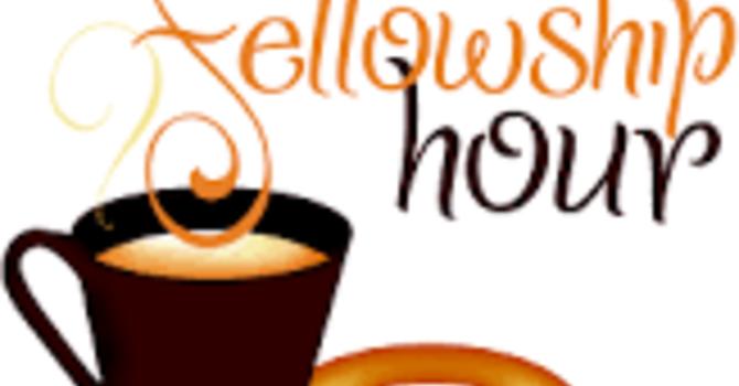 Coffee Rota Needs a Coordinator & Volunteers  image