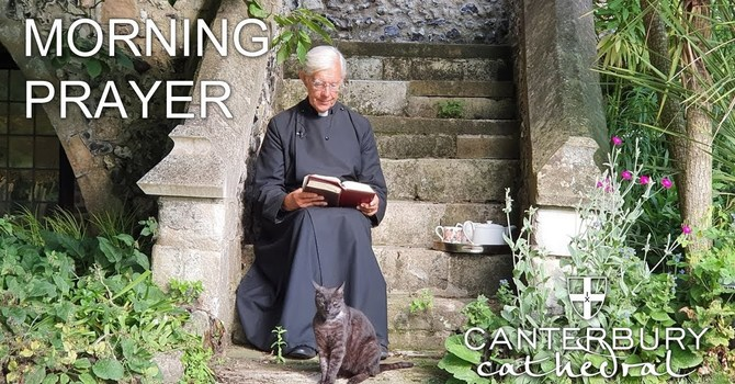 St. Stephen's joins Canterbury Cathedral for daily prayer image