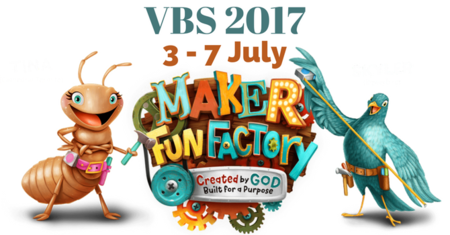 VBS 2017 - Maker Fun Factory
