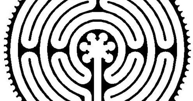 Sacred  Music Labyrinth Walk