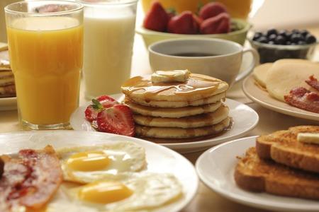 Parish Men's Breakfast