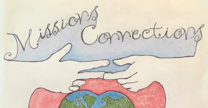 Missions Connections - January 2021 Blog image