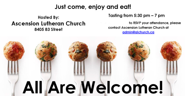 2nd Annual Ecumenical Meatball Cook-off