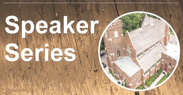 Holy Trinity Presents speaker series