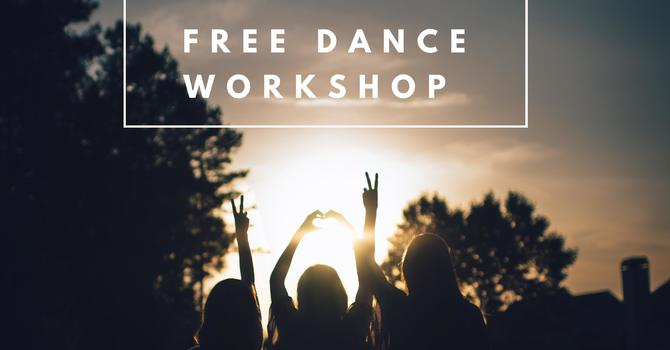 Parish Dance - A Free Dance Workshop for Youth