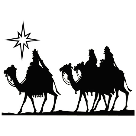 The Christmas Story.  A Children's Pageant on December 10