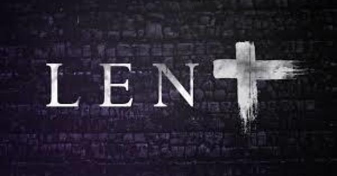 Lenten Study At Saint John's image