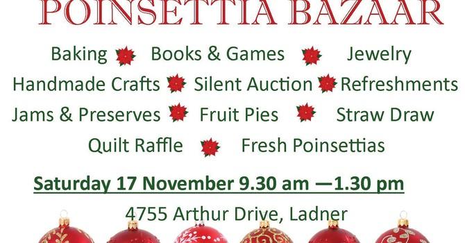 Poinsettia Bazaar
