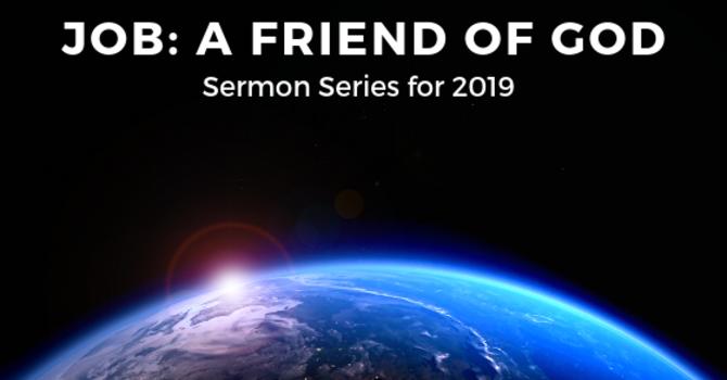 Job: A Friend of God - Part 1