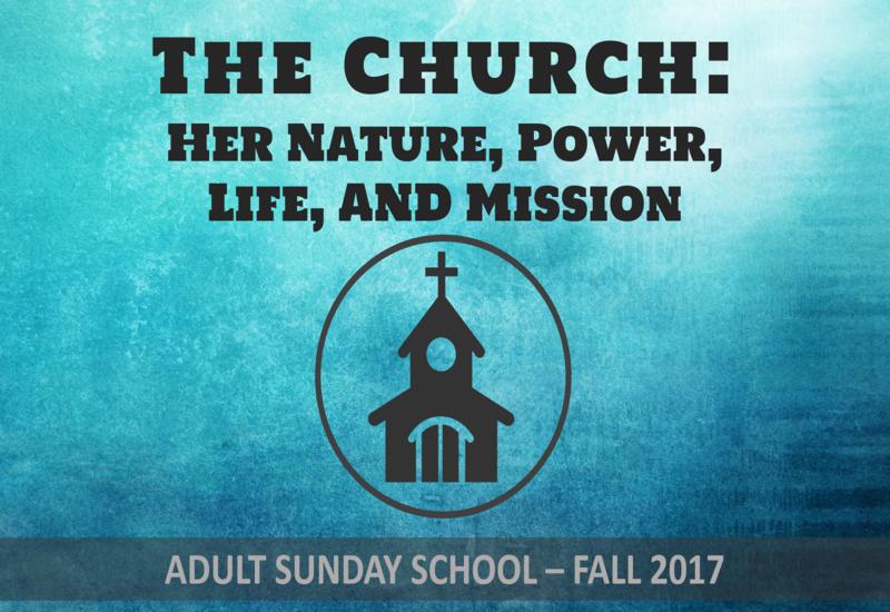 Biblical Church Membership